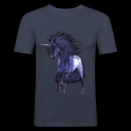 Unicorn t-shirt - Men's Slim Fit T-Shirt