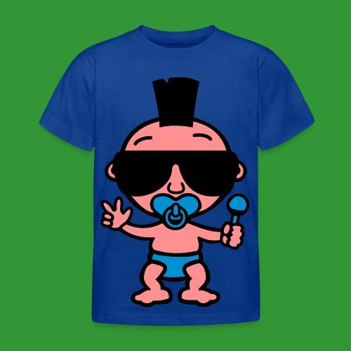 Baby Punk - Camiseta niño
