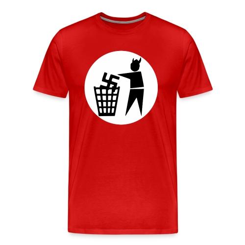 Barbarians Against Hate - Men's Premium T-Shirt