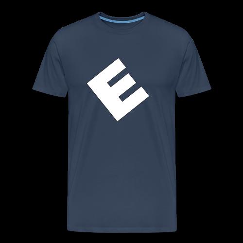EVIL CORP E - Männer Premium T-Shirt
