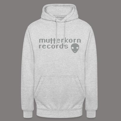 Mutterkorn Records Logo - Unisex Hoodie