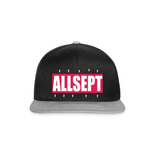 ALLSEPT SNAPBACK - Snapback Cap