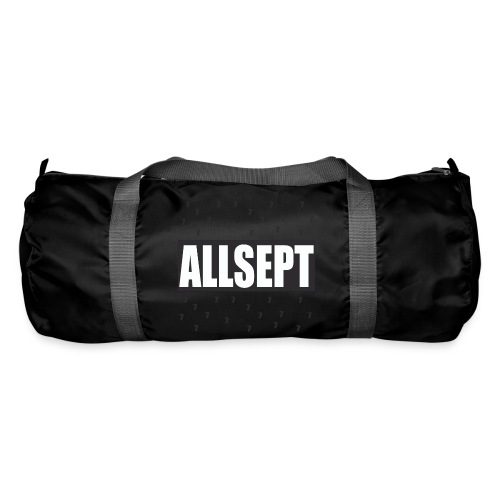 Sac de Sport Rouge-Noir ALLSEPT - Duffel Bag