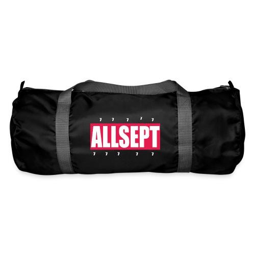 Sac de Sport Noir ALLSEPT - Duffel Bag