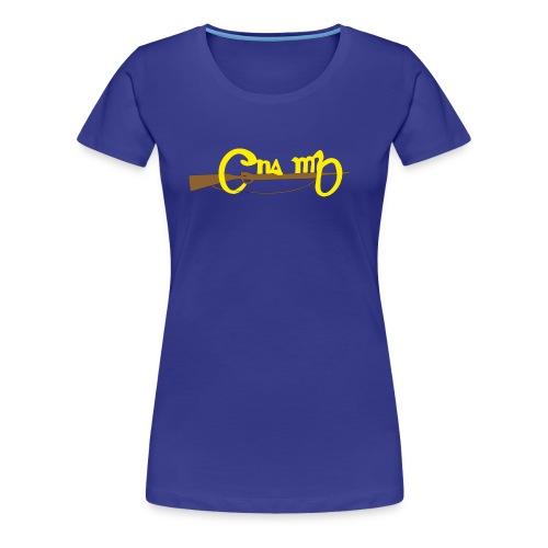 Irish History: Cumann na mBan/Irishwomen's Council - Women's Premium T-Shirt