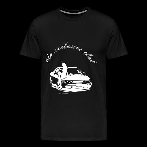V.I.P Exclusive Club  T-Shirt - Men's Premium T-Shirt