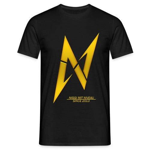 Logo  Shirt - Männer T-Shirt