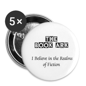 The Book Ark: Small Badge - Buttons small 25 mm