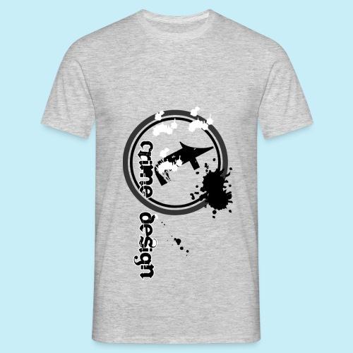 t crime Shirt - Männer T-Shirt