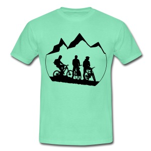 BMX Tekkerz - Men's T-Shirt