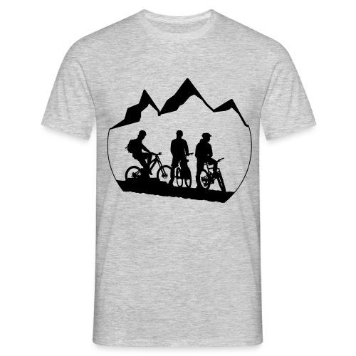 BMX Tekkerz - Men's T-Shirt