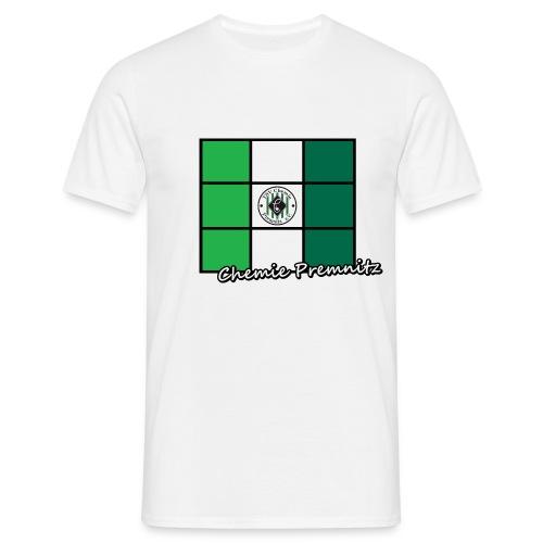 Shirt - Cube - Männer T-Shirt
