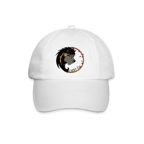 Furry FM Staff Cappy Weiss - Baseballkappe