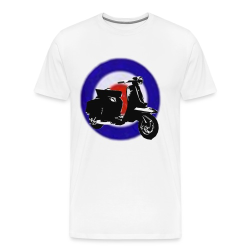 MOD (White) - Men's Premium T-Shirt