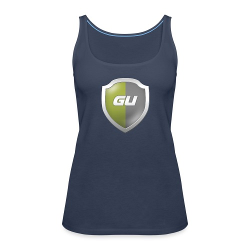 Frauen Premium Tank-Top - goalunited Pro - Frauen Premium Tank Top
