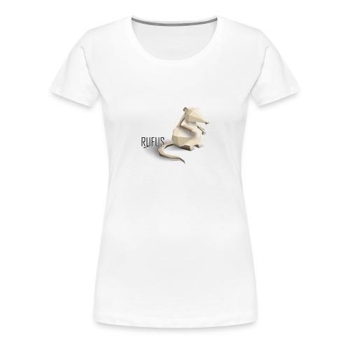 Rufus Shirt Woman - Frauen Premium T-Shirt