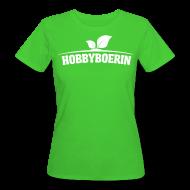 T-shirts ~ Vrouwen Bio-T-shirt ~ Hobbyboerin