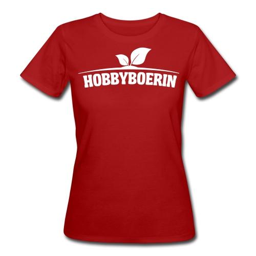 Hobbyboerin - Vrouwen Bio-T-shirt