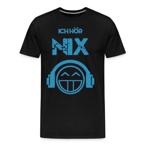 Das offizielle Friedrich Nix T-Shirt - Männer Premium T-Shirt