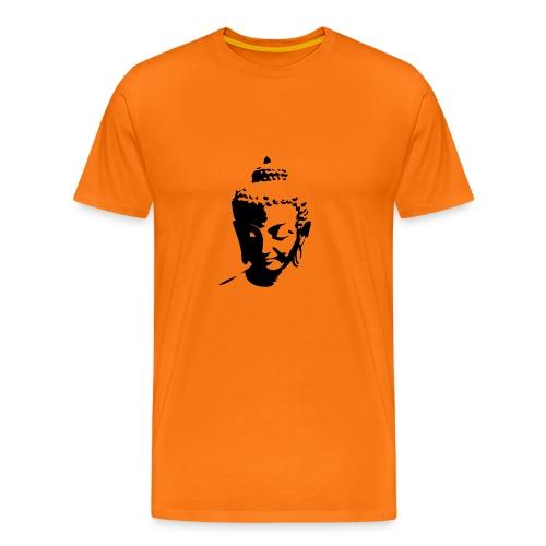 Buddha - Herre premium T-shirt
