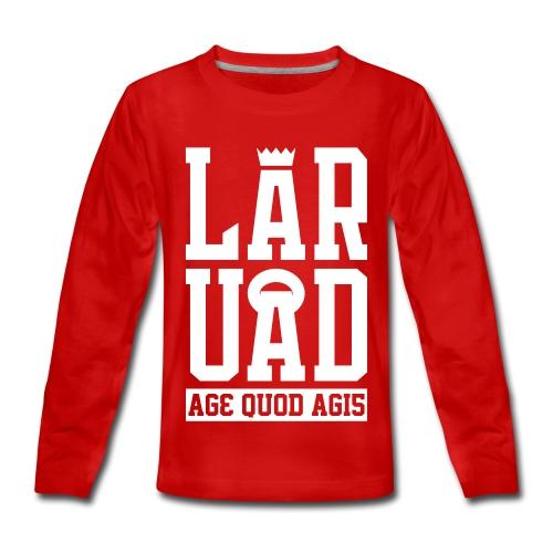 T-shirt manches longues Premium Ado