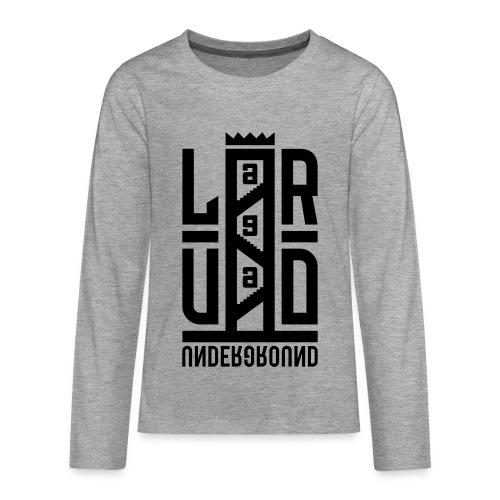 13 - T-shirt manches longues Premium Ado