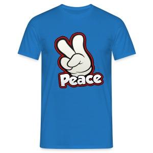 Rotjoch Peace T-Shirt Boys - Mannen T-shirt