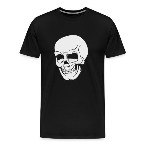 KickFlip Greyskull - Men's Premium T-Shirt