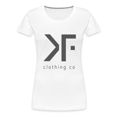 KickFlip Big Logo - Women's Premium T-Shirt