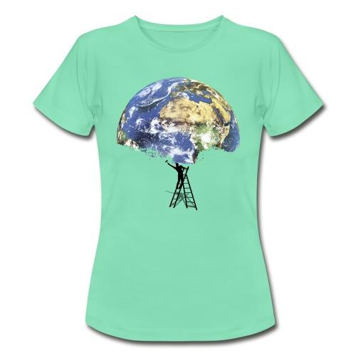 Discover The World - Frauen T-Shirt - Frauen T-Shirt