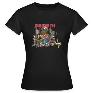 Smells Like Bean Spirit Kvinne - T-skjorte for kvinner