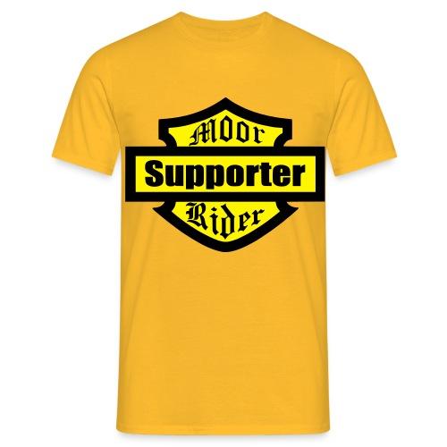 MRMC Supporter GELB - Männer T-Shirt