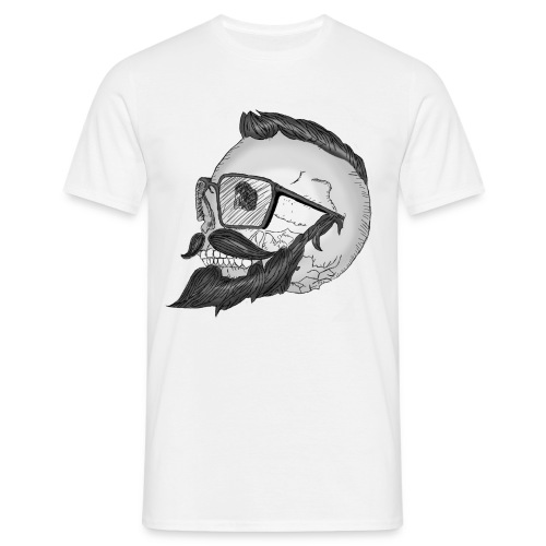Tee shirt homme hipster - T-shirt Homme