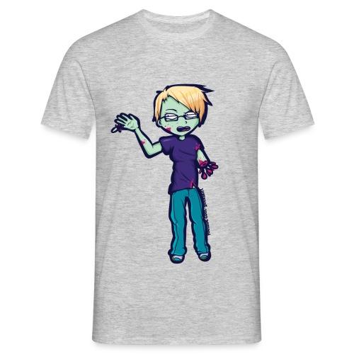 Zombiefied - Männer - Männer T-Shirt
