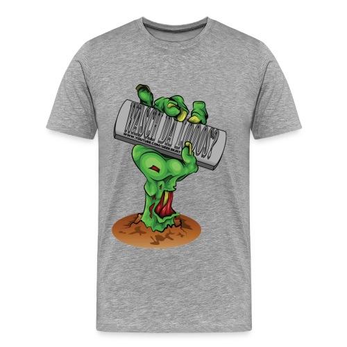 Waschdl Shirt - Premium - Herren - Männer Premium T-Shirt