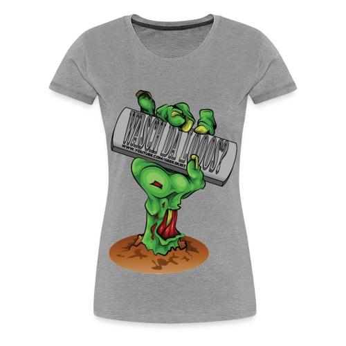 Waschdl Shirt - Premium - Frauen - Frauen Premium T-Shirt