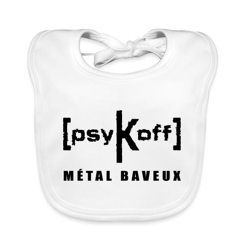 Bavoir bébé PsyKoff - Bavoir bio Bébé