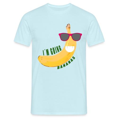 banana - Camiseta hombre
