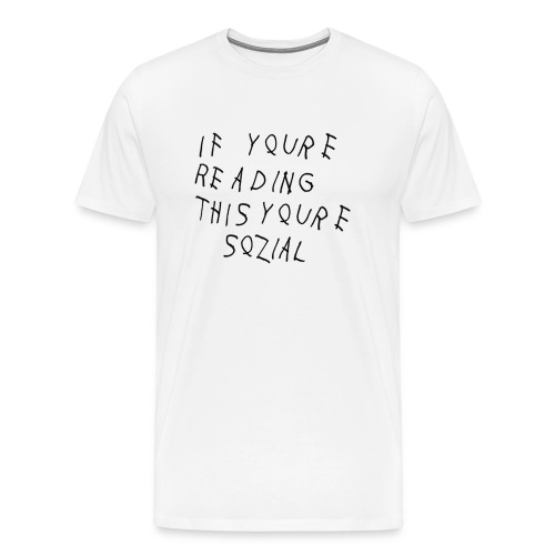 GOD SHIRT 2 - Männer Premium T-Shirt