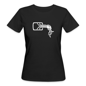 Datenknoten - Frauen Bio-T-Shirt