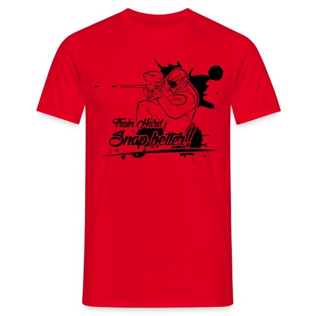 Train Hard T-Shirt rot