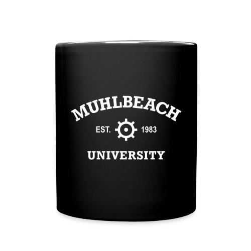 Mug uni - Muhlbeach Mug - Black