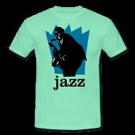 T-Shirts ~ Männer T-Shirt ~ jazz
