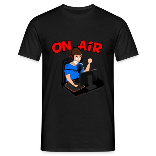 T-Shirt On Air - T-shirt Homme