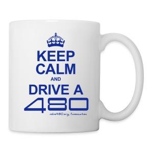 Mug - Keep calm - Mug blanc