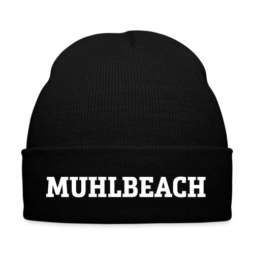 Bonnet d'hiver - Muhlbeach Beany - Black