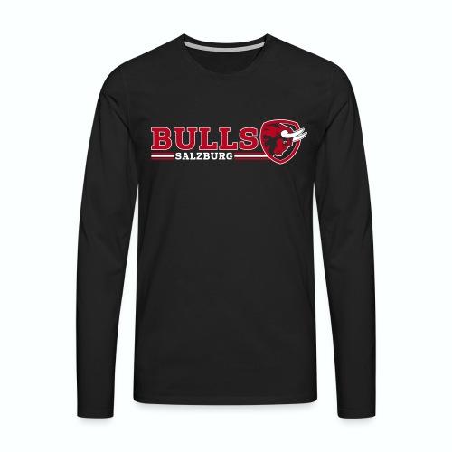Salzburg Bulls Premium Sweater - Männer Premium Langarmshirt