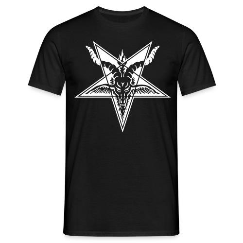 Ubersatanic T-shirt! - Koszulka męska
