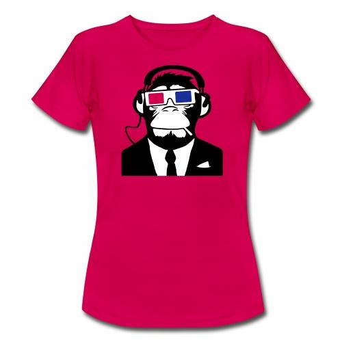 Soundmonkey - Frauen T-Shirt