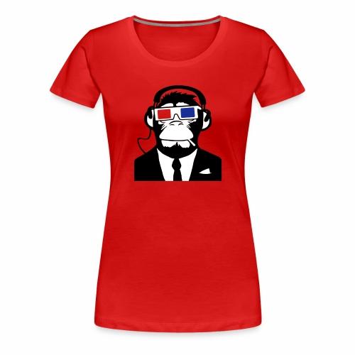Soundmonkey - Frauen Premium T-Shirt